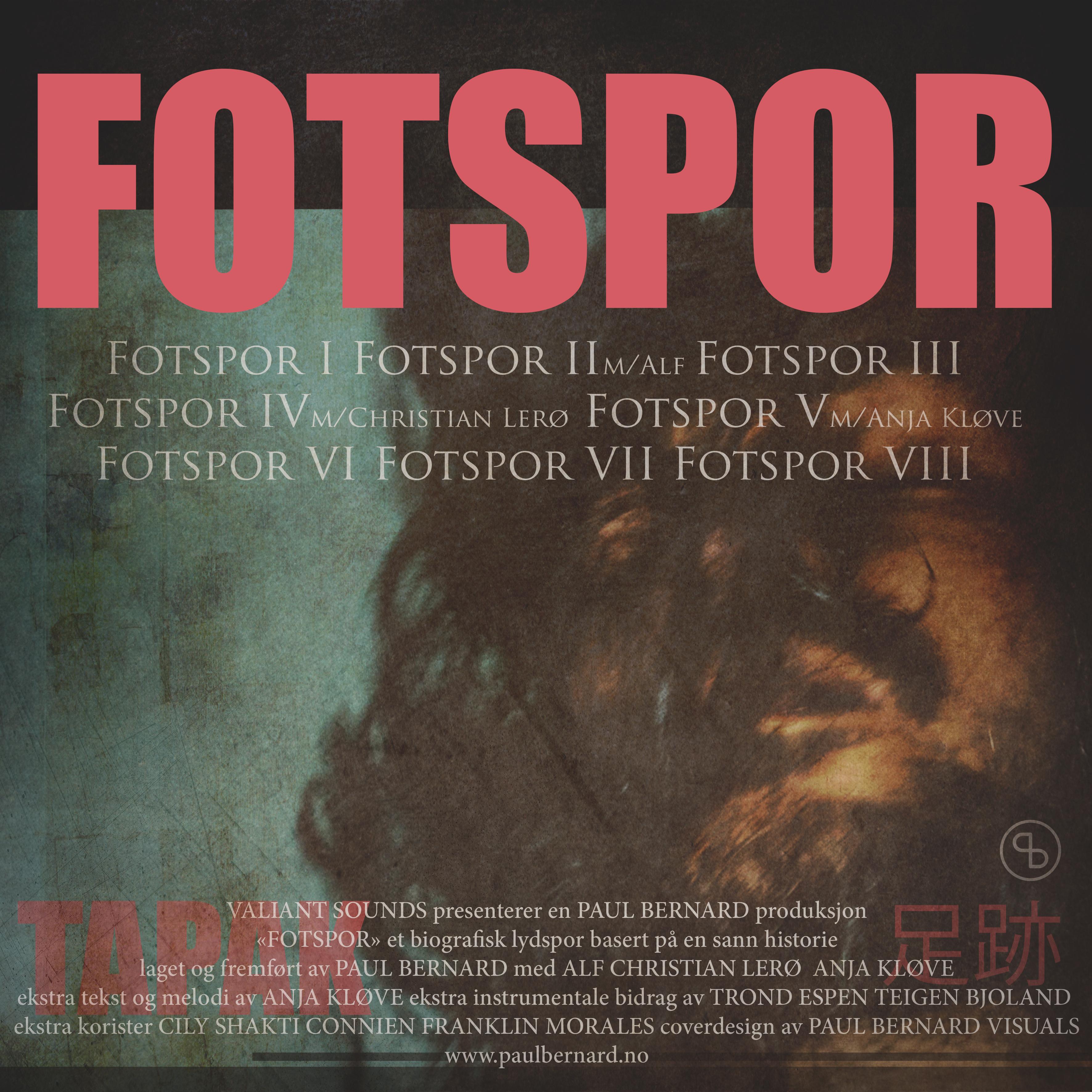 PaulBernard_FOTSPOR_coverfront